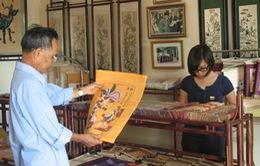 Gần 60 tỷ đồng để phát huy giá trị di sản tranh dân gian Đông Hồ