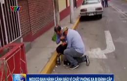 Mexico ban hành cảnh báo vì chất phóng xạ bị đánh cắp