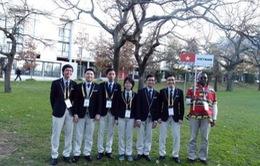 Việt Nam giành 3 Huy chương Vàng Olympic Toán quốc tế