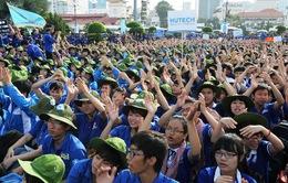 Hơn 90.000 đoàn viên, thanh niên TP.HCM tham gia chiến dịch mùa hè xanh 2014