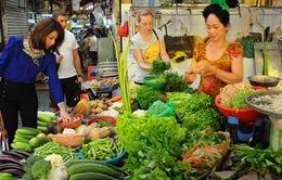 Hà Nội: CPI tháng 7 tăng 0,18%