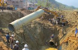 Bộ Xây dựng ủng hộ Thanh tra Chính phủ vào cuộc vụ vỡ đường ống nước Sông Đà