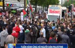 Tuần hành ủng hộ người dân Palestine tại nhiều quốc gia
