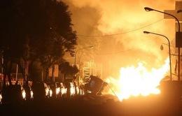 Đài Loan: Nổ khí gas, hàng trăm người thương vong