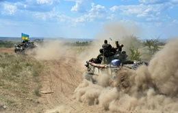 Ukraine ngừng chiến dịch quân sự xung quanh khu vực MH17 rơi