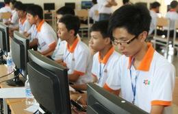 239 thí sinh tham gia Hội thi Tin học trẻ toàn quốc lần thứ XX