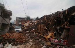 Trung Quốc: Gần 600 người thiệt mạng trong vụ động đất ở Vân Nam
