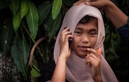 Indonesia: Tìm thấy bé gái mất tích 10 năm sau thảm họa sóng thần