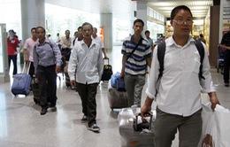 Đến 10/8, đã có 453 lao động Việt Nam tại Libya về nước an toàn