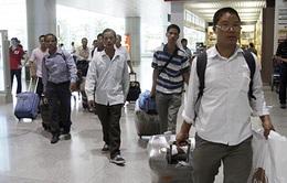 Kết thúc chiến dịch sơ tán lao động Việt tại Libya bằng chuyên cơ
