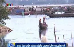 Thừa Thiên-Huế thiếu trầm trọng nơi neo tàu tránh trú bão