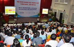 Hơn 260 nhà khoa học tham gia Hội nghị Quang học - Quang phổ toàn quốc