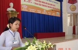 97 học sinh xuất sắc được nhận giải thưởng Trương Vĩnh Ký lần thứ X