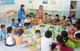 Quảng Trị công bố quyết định đạt chuẩn Phổ cập giáo dục mầm non
