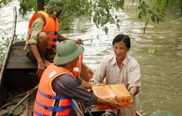 Hội Chữ thập đỏ lên phương án cứu hộ mùa bão lũ