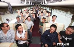 33 lao động Việt sơ tán khỏi Libya qua Ai Cập bằng đường bộ
