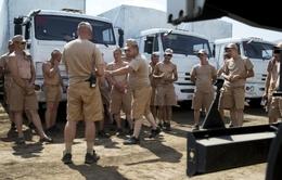 Nga bác bỏ cáo buộc đưa đoàn xe quân sự vào Ukraine