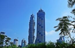 "Cận cảnh khách sạn ""chọc trời"" ở Dubai"