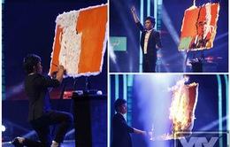 """Thí sinh """"đốt"""" giám khảo vào Chung kết VNGT"""