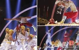 Bán kết 4 VNGT 2013: Lôi cuốn với tuyệt kỹ kungfu