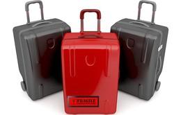 6 mẹo cực hay giúp bảo quản vali tại sân bay
