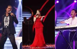 Top 14 Vietnam's Got Talent 2013 chia sẻ trước giờ G