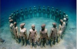 Những sáng tạo tuyệt vời dưới lòng đại dương