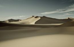 """Đến vùng """"toàn cát với sao trời"""" ở Sahara"""