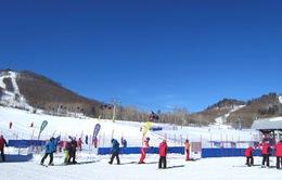Thăm khu nghỉ mát trượt tuyết mới tại Trung Quốc