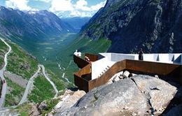 Trollstigen - cung đường ngoạn mục xứ Nauy