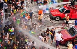 Khám phá lễ hội té nước Songkran Thái Lan