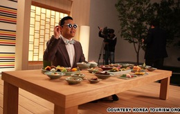 Psy trở thành Đại sứ du lịch Hàn Quốc 2013