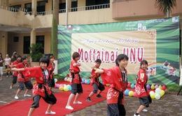 """Trao gửi yêu thương cùng """"Ngày hội đổi đồ Mottainai VNU"""""""