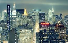 Kỳ vĩ vẻ đẹp thành phố New York