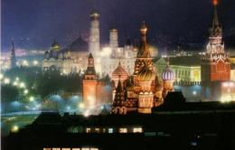 Điện Kremlin đẹp lung linh qua các góc nhìn