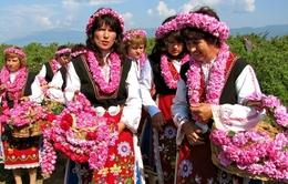 Đến Bulgaria dự lễ hội hoa hồng