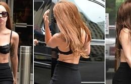 "Lady Gaga ""mát mẻ"" dạo phố"
