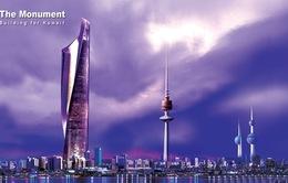Độc đáo tòa tháp uốn cong Al Hamra