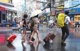 6 mẹo hay khi đi du lịch trời mưa