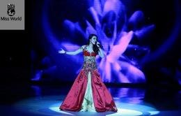 Nhan sắc Indonesia ẵm giải Hoa hậu Tài năng