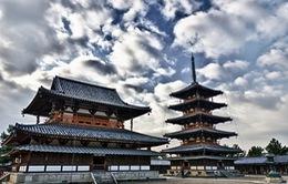 Thăm ngôi chùa gỗ cổ nhất Nhật Bản