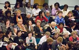 Diễn đàn cấp cao: Phụ nữ với Làn sóng