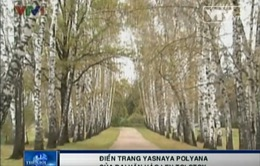 Dạo bước quanh điền trang Yasnaya Polyana