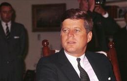 """Cố Tổng thống John Kennedy – """"giấc mơ Mỹ"""" có thật"""
