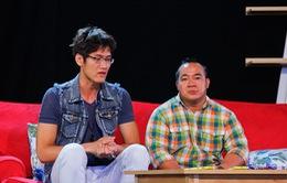 """Top 6 VNTM 2013 """"nổi loạn"""" cùng chàng béo Hiếu Hiền"""