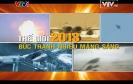 TCTG: Thế giới 2013 – Bức tranh nhiều mảng sáng (11h05, 29/12, VTV1)