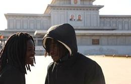Độc nhất vô nhị video nhạc Rap quay tại Triều Tiên