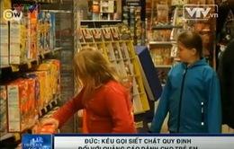 Đức kêu gọi siết chặt quy định quảng cáo thực phẩm dành cho trẻ em