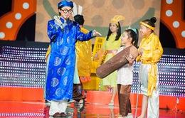 Gala Tết Đồ Rê Mí 2014: Văn Mai Hương hài hước trong tạo hình phú ông