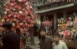 Ký ức Việt Nam: Chợ Tết Hà Nội năm 1973